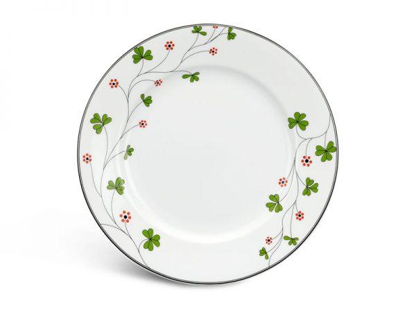 Dĩa tròn 20 cm - Jasmine - Hoa May Mắn