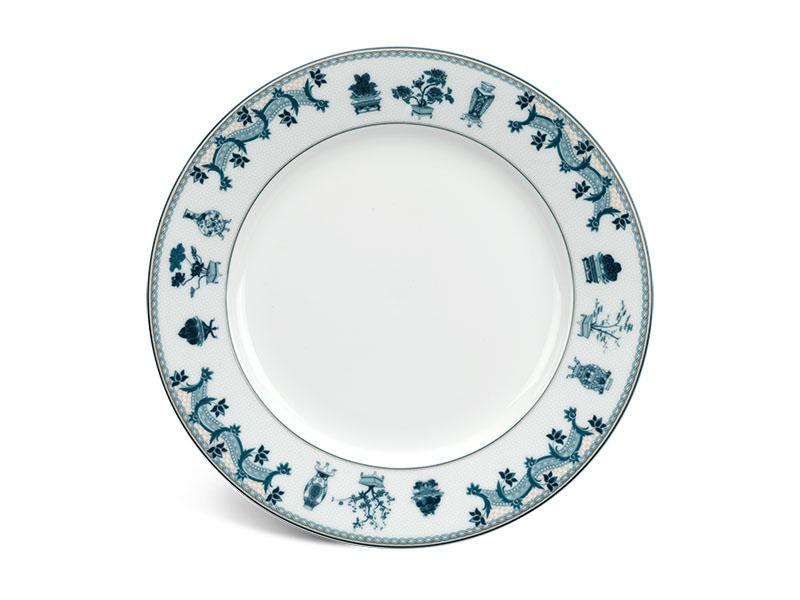 Dĩa tròn 20 cm - Jasmine - Tứ Quý