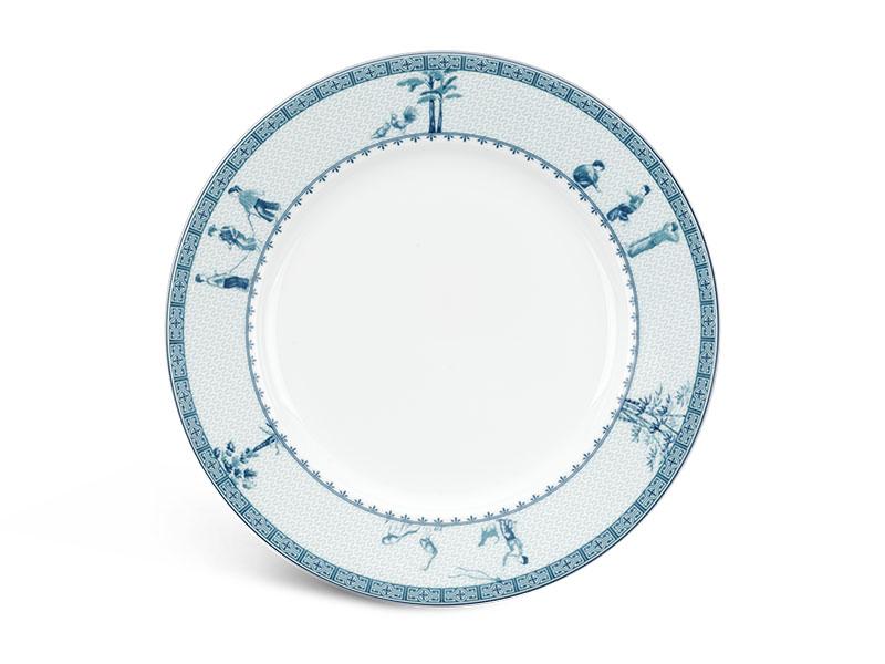 Dĩa tròn 20 cm - Jasmine - Thôn Dã
