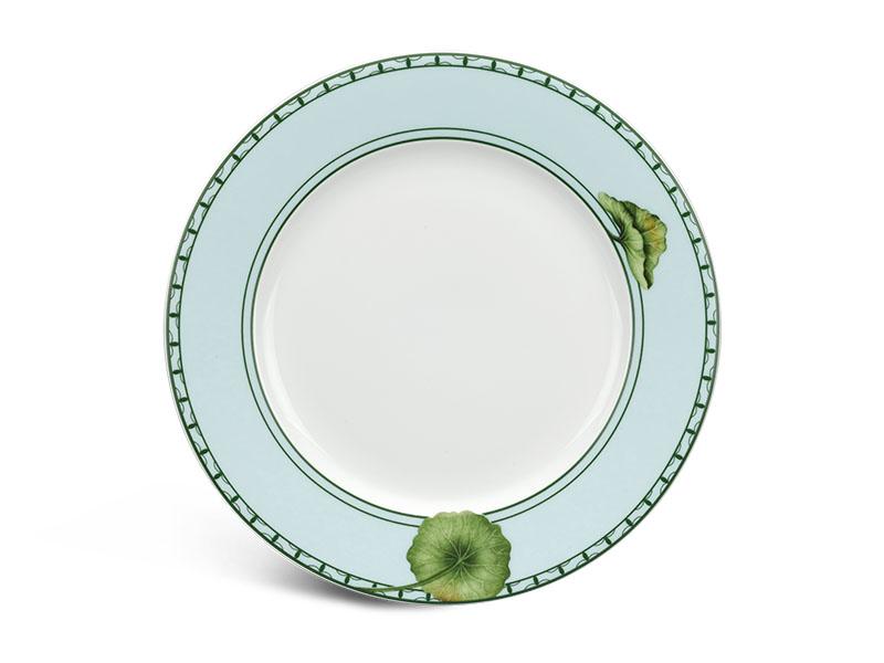 Dĩa tròn 22 cm - Jasmine - Tích Tuyết Thảo