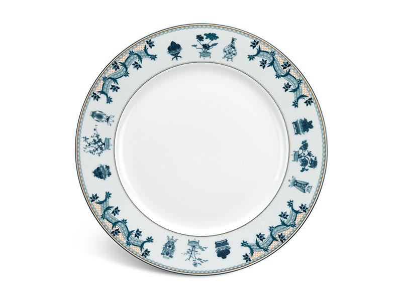 Dĩa tròn 22 cm - Jasmine - Tứ Quý