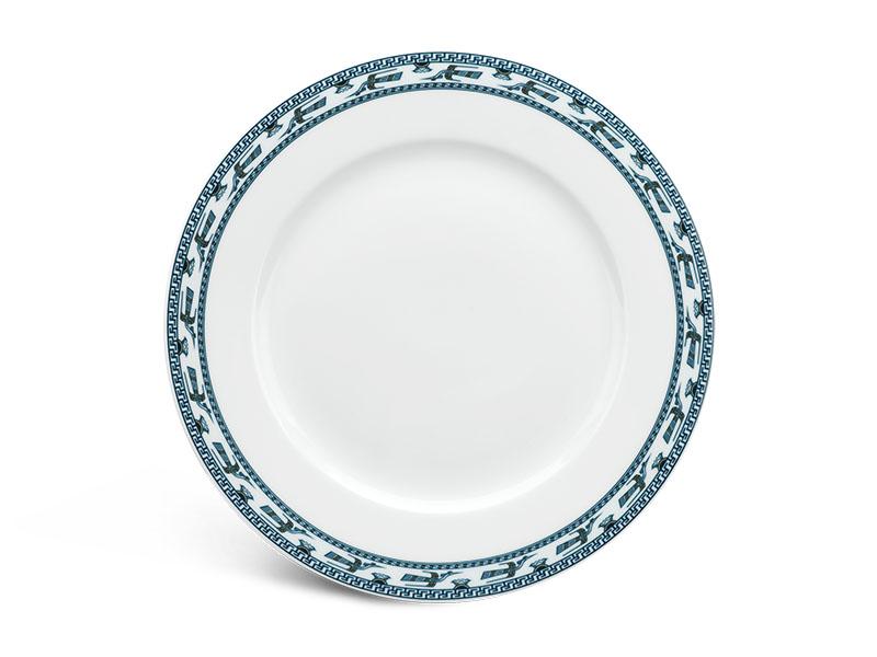 Dĩa tròn 25 cm - Jasmine - Chim Lạc