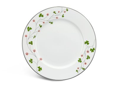 Dĩa tròn 25 cm - Jasmine - Hoa May Mắn