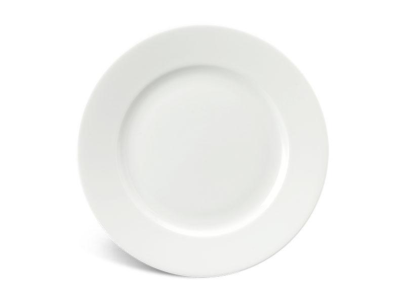 Dĩa tròn 25 cm - Jasmine IFP - Trắng Ngà