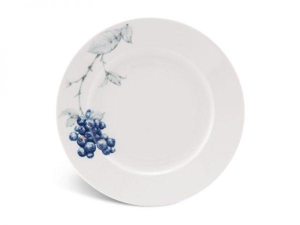 Dĩa tròn 25 cm - Jasmine IFP - Việt Quất