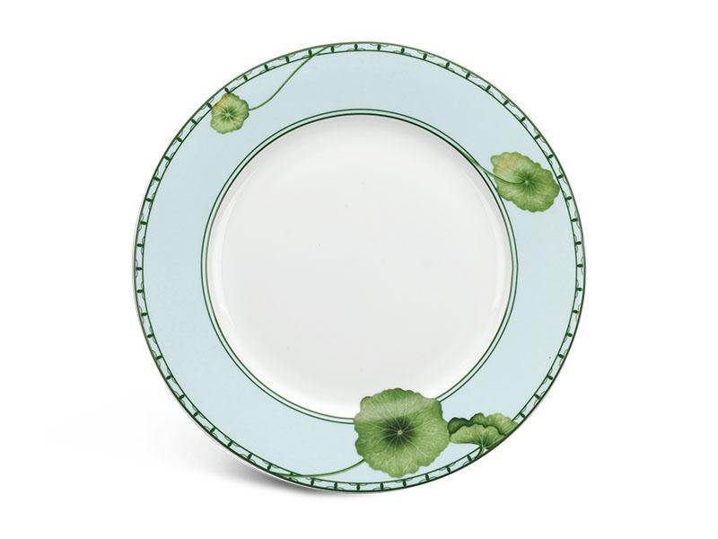 Dĩa tròn 25 cm - Jasmine - Tích Tuyết Thảo