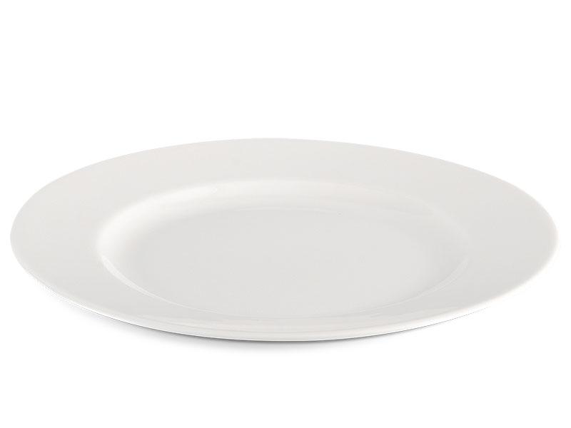 Dĩa tròn 35 cm - Jasmine Ly's - Trắng Ngà