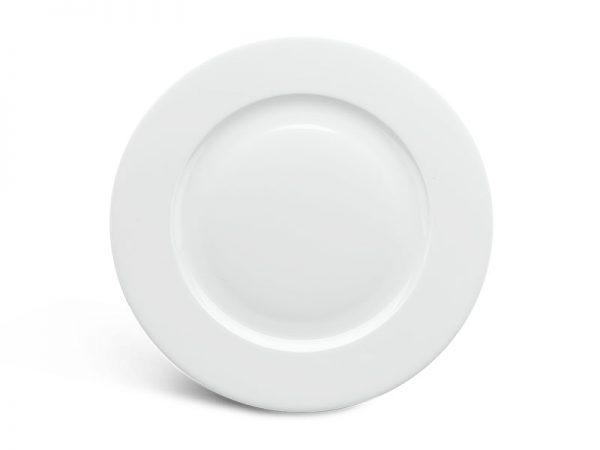 Dĩa tròn 35 cm - Jasmine - Trắng