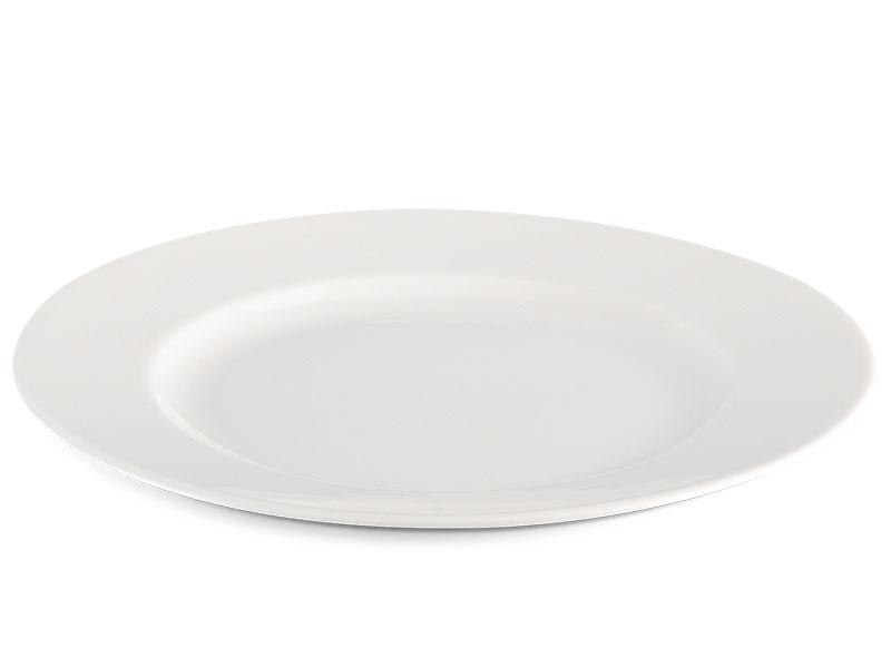 Dĩa tròn 45 cm - Jasmine Ly's - Trắng Ngà