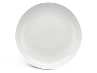 Dĩa tròn sâu 35.5 cm - Anh Vũ Lys - Trắng Ngà