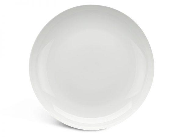Dĩa súp 24.2 cm - Anh Vũ Ly's - Trắng Ngà