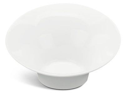 Tô loe vành 15 cm - Gourmet - Trắng Ngà
