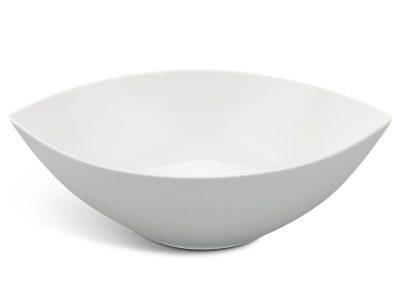 Tô oval 33 cm - Gourmet - Trắng Ngà