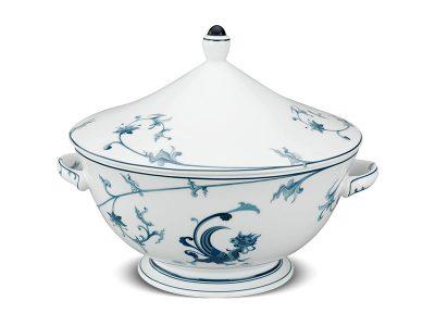 Thố 22 cm + nắp - Hoàng Cung - Lạc Hồng