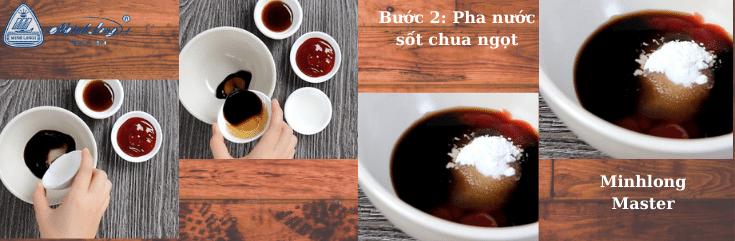 Cách làm sườn xào chua ngọt theo phong cách Bắc – Nam