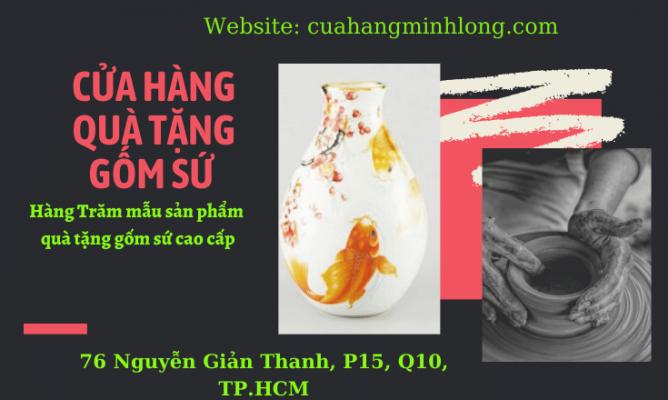 Cửa Hàng quà tặng Gốm Sứ Minhlong Master