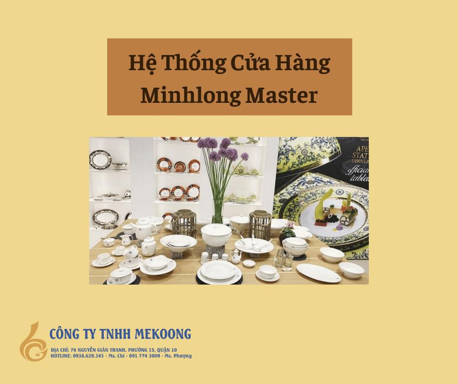 Hệ Thống Cửa Hàng Minhlong Master